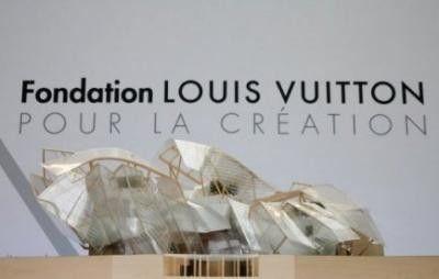 La Fondation Vuitton se dévoile !