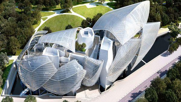 Fondation Vuitton : un musée extraordinaire !